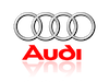 Audi badge small